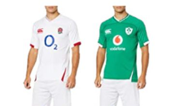 Up to 30% off Canterbury England & Ireland Products