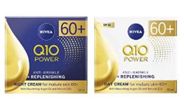 36% off Nivea Q10 Power 60+ Anti Wrinkle Face Creams
