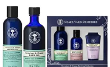 Save 10% on Neal's Yard Remedies