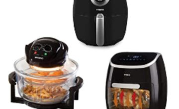 Save on Tower Air Fryers for healthy cooking