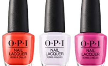 15% off OPI Mexico City Collection