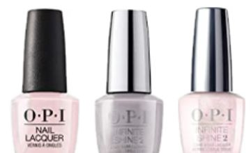 15% off OPI Nudes Collection