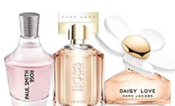 Save up to 30% off Fragrance for Women including Hugo Boss, Marc Jacobs and more