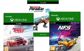 Up to 75% off Xbox One Digital Games by EA