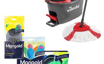 Up to 30% off selected Vileda products