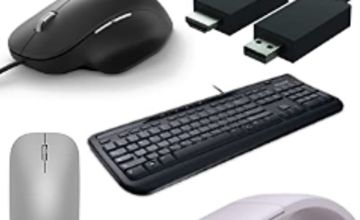Save on selected Microsoft PC Accessories