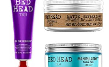 Up to 60% off on BED HEAD by TIGI