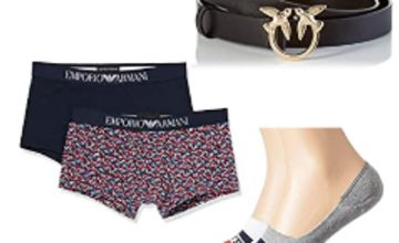 Up to 30% off on Underwear and Accessories by Sloggi, Triumph, Lacoste and More