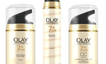 Up to 50% off Olay Total Effects Skincare