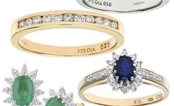 Up to 30% off Diamond Jewellery