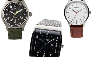 Up to 40% off men's watches: Timex, Bering, MVMT, and more