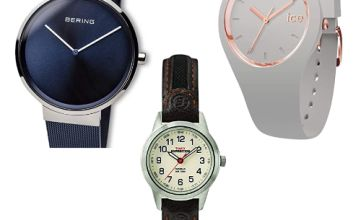 Up to 40% off women's watches: Ice-Watch, Timex, and more
