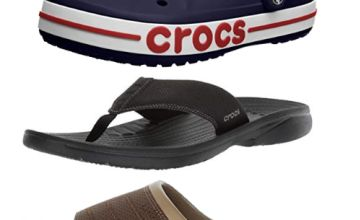 Up to 30% off Crocs for Men