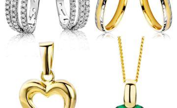 20% off Women's Fine Jewellery