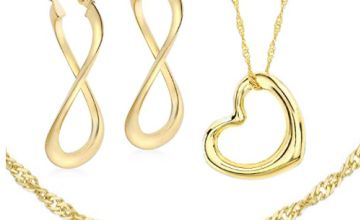 Up to 30% off Carissima Gold Jewellery