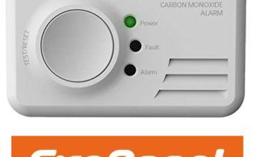 Save 15% on FireAngel Fire/Smoke/CO Alarms