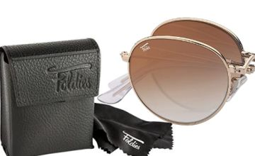 Up to 30% off Foldies Sunglasses