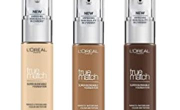 Up to 40% off L'Oreal Paris True Match Foundation