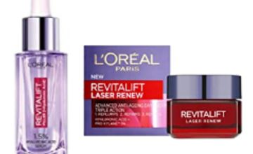 45% off L'Oreal Paris Revitalift Skin Care
