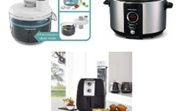 At least 15% off Morphy Richards Products