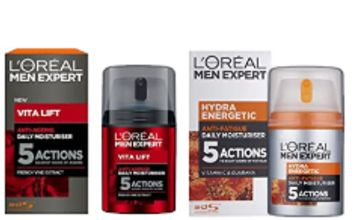 55% off L'Oreal Men Expert Skin Care