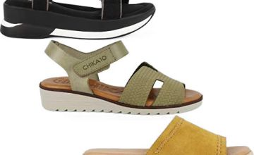 Up to 25% off Sandals and Shoes