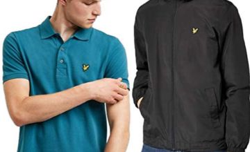 Up to 53% off Lyle and Scott Menswear