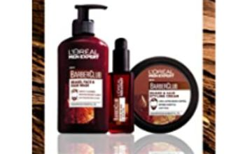 Up to 45% off L'Oreal Men Expert Barber Club