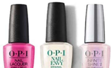 Up to 20% off OPI Limited Edition Collections