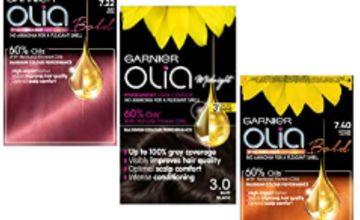 30% off Garnier Olia hair dye