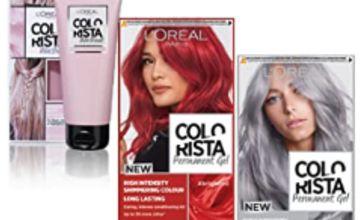 30% off Colorista Hair Dye