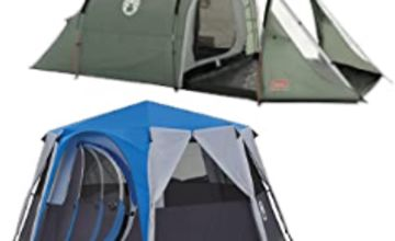 25% off Camping Essentials from Coleman
