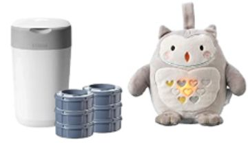 Save up to 20% on the Tommee Tippee Twist and Click Refills, and the Gro company Ollie the Owl