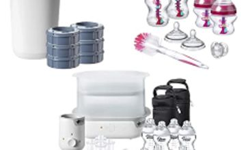 Up to 40% on a range of Tommee Tippee products for the July Event