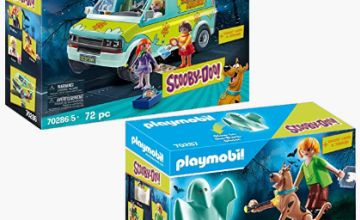 20% off Playmobil SCOOBY-DOO! Toy & EverDreamerz Surprise Box