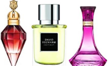 Up to 70% off Fragrances from David Beckham, Beyonce and Katy Perry