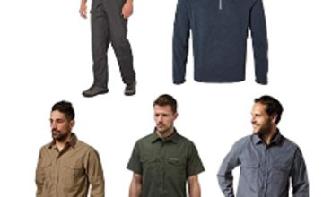 Craghoppers: Up to 20% off Best Sellers