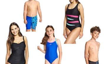 Zoggs: Up to 50% off Zoggs Swimwear