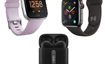 Up to 35% off Wearables from Fitbit, Oppo, Samsung and others