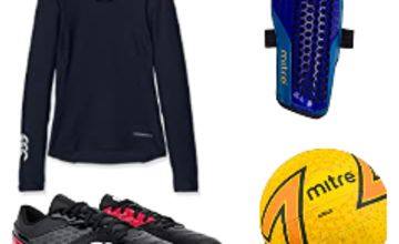 Up to 40% Off Canterbury and Mitre Sports Kit
