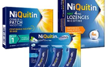 Save on NiQuitin Clear Patch - Step 1 21mg, 7 Patches - Stop Smoking Aid and more