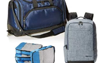 Save up to 25% on travel accessories from AmazonBasics
