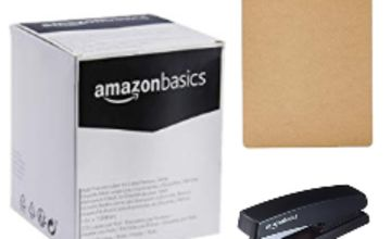 Up to 20% on Office products from AmazonBasics and more