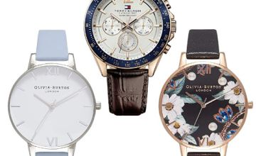 Up to 40% off Olivia Burton and Tommy Hilfiger Watches