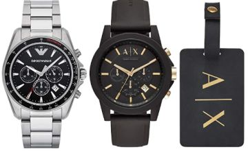 Up to 40% off Emporio Armani Watches