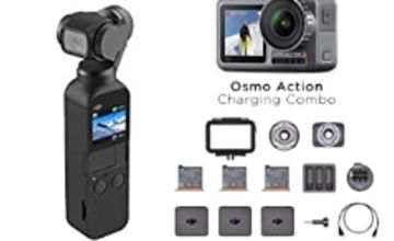 Up to 29% off on the DJI Osmo Action and Osmo Pocket
