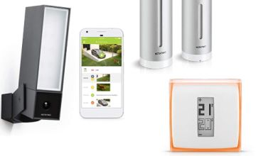Save 25% on Netatmo Smart Home products