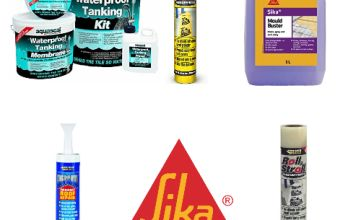 Up to 58% off Sika selected products