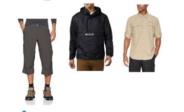 Up to 30% off Columbia outdoor clothing