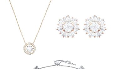 Up to 40% off Swarovski jewellery